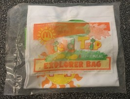 1993 McDonalds - Field Trip - Explorer Bag - Happy Meal Toy - $7.90