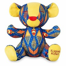 Disney Store The Lion King 2019 Film Simba Special Edition Plush New with Tags - $25.86