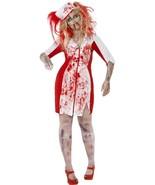 Curves Zombie Nurse Costume, UK 24-26 - $40.43
