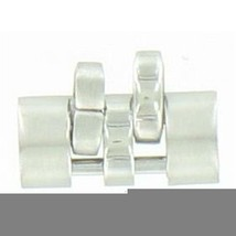 Seiko Seiko Links Silver Tone Set of 3 Good Deal Links M0A91J-LK - $12.00
