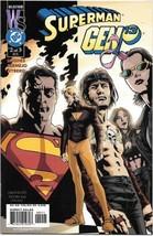Superman/Gen 13 Comic Book #2 DC Comics 2000 NEAR MINT NEW UNREAD - $3.25