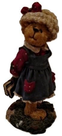 "Boyds Bears ""Bailey...Off to School,"" #228411"