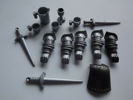 Playmobil Lot of Castle Knight Accessories You Choose - $1.29+