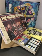 Vintage The American Dream Board Game by Milton Bradley 1979 100% Complete - $44.54