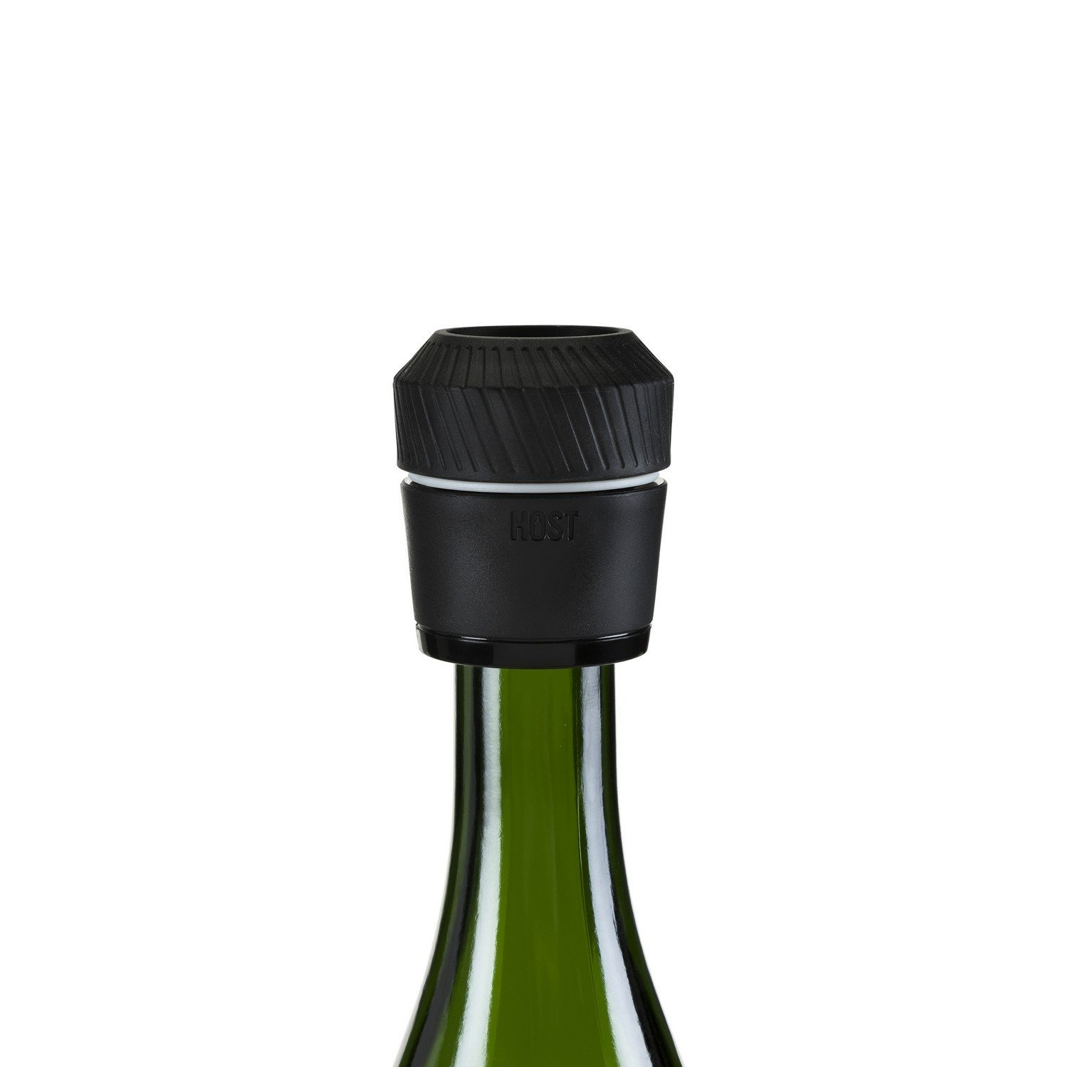 Wine Bottle Stopper, Airtight Seal Reusable Glass Champagne Bottle Stopper
