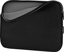 """Targus Debossed Neoprene Laptop Sleeve 15.6"""" Notebook Protective Water R... - $16.77"""