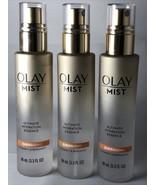 Lot of 3 Olay Mist ULTIMATE HYDRATION ESSENCE ENERGIZING 3.3 fl. oz. Each - $18.50