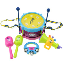 Baby Toy Drums & Percussion Musical Instruments Band Concerts Children G... - $19.90