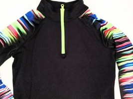 Beautiful Justice Size 16 Quarter Zip Pullover Athletic Shirt - $8.59