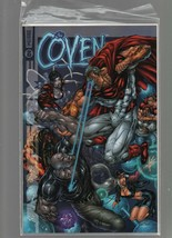 The Coven #2A - March 1999 - Awesome Comics - Churchill, Rapmund.  - $2.45