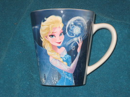 Disney Parks Frozen Elsa Coffee or Hot Chocolate Cup.. Brand New. 4 inch... - $17.59