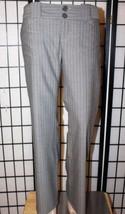 "GAP Women's Size 2R Gray Lined Stretch Wool Blend Dress Pants 30"" Inseam... - $22.24"