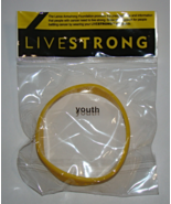 LIVE STRONG - Lance Armstrong Foundation - Wristbands (Youth Size) - $8.00