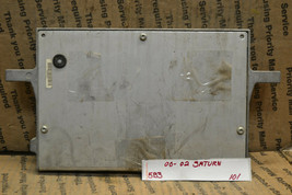 00-02 Saturn S Series MT Engine Control Unit ECU Module 21025127 101-5b3 - $24.99