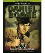 Daniel Boone Season Five - 7X DVD ( Ex Cond. Sealed ) - $29.80