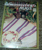 Crochet Country Rugs House of White Birches  - $4.00