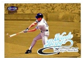 1999 Fleer Ultra Gold Medallion WADE BOGGS parallel  [NrMt-Mint] - $1.00