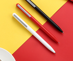 3Pcs Original Signing Pen 9.5mm 0.5 Ink Smooth Switzerland Refill Smart ... - $15.97