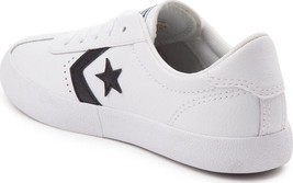 Converse Kids Breakpoint OX Star Player Leather Trainers Children Shoes ... - $38.28