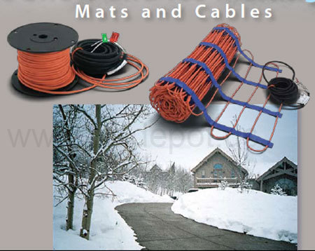 ProMelt Snow Melting Cable Ties
