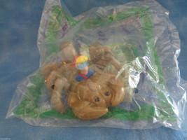 1998 Burger King Kids Meal Bug Riders Kid Vid on Scorpion Figure -- New Sealed - $2.55