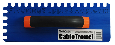 Suntouch cable trowel