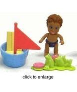 Caring Corners Baby Buds Splish Splash w/ Boy by Learning Curve by Learn... - $79.97