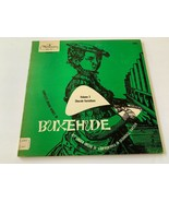 Buxtehude Chorale Variations Órgano Works Vol.3 Alf New Holland- W/ Inse... - $19.82
