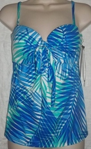 COCO REEF FIVE WAY TANKINI,SIZE 32/34C image 3