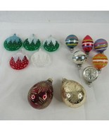Vintage Krebs Christmas Ornaments Colombia US of A Choice Mixed Lots  - $18.76+