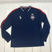 Polo SPORT Ralph Lauren #2 Performance USA Rugby Style Jersey PRLFC Sz Mens L - $24.69