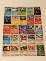 Pokemon Cards Lot of 25 Eeveelutions Cards Eevee Flareon Espeon Holo - $36.79