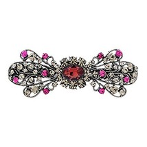 Bowknot Hair Pin Beautiful Hair Barrettes Hair Clip Classical Hair Acces... - €11,96 EUR
