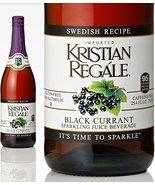 Kristian Regale Sparkling Fruit Juices 4 Packs (Black Currant) - $29.39