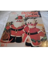 Christmas Crochet Book 3 - $7.00