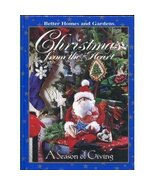 BH&G Christmas from the Heart - A Season of Giving - HC - $4.95