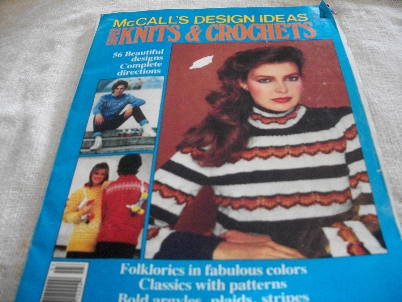 Primary image for McCall's Design Ideas Vol. 3: Super Knits & Crochets Magazine