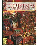Better Homes & Gardens Christmas From The Heart - Vol 8 - HC - $4.95