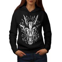 Beast Dragon Art Horror Sweatshirt Hoody  Women Hoodie - $21.99+