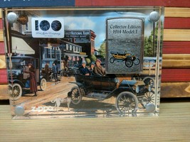 RARE 1914 Model T Zippo Collectable. Ford Motor 100 Yr Celebration Collectable - $142.45