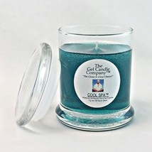 Cool Spa Scented Gel Candle - 120 Hour Deco Jar - €12,17 EUR