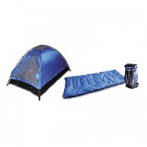 3 Piece - 1 Person Camping Gear Set - $229.95