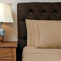Queen Size 1800 Thread Count Egyptian Comfort Sheet Set Deep Pocket Fitt... - $56.43