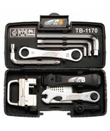 Super B 24-in-1 Multi Bicycle Tool Set Carbon Steel Tools Cycling Sport ... - $86.13