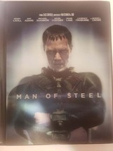 Man of Steel Lenticular Digibook Target exclusive (Blu-ray + DVD) image 1
