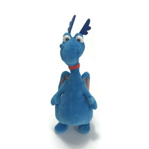 "Disney Store Doc McStuffins Stuffy Dragon Plush Toy 8 1/2"" Tall Gift Toy - $12.59"