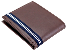 Nautica Men's Genuine Leather Credit Card ID Double Billfold Passcase Wallet image 15