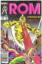 ROM #51 (Gloves Off!) [Comic] by Ralph Macchio - $9.99
