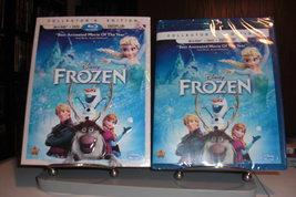 New & Sealed Disney's Frozen Blu-ray/DVD + Slip Cover - $16.99