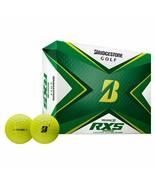 Bridgestone Tour B RXS Golf Balls-Dozen Yellow - $56.67
